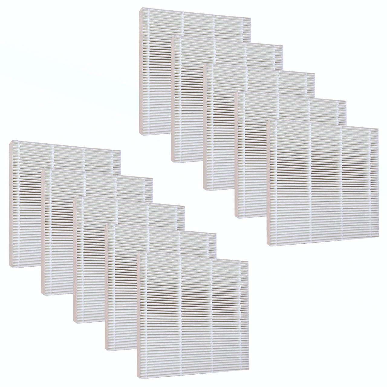 10 Hepa Filters For Fresh Air By Ecoquest Air Purifier