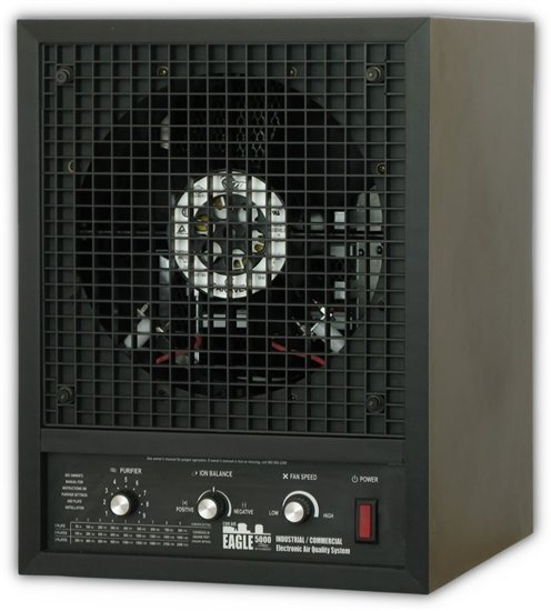 repair for eagle 5000 by ecoquest and living air air
