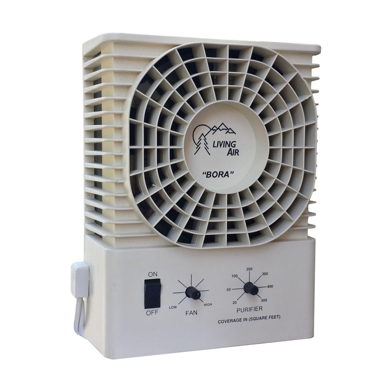 repair for bora by ecoqust and living air air purifier